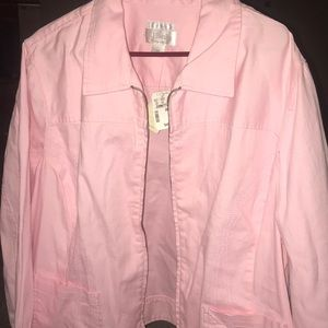 BNWT Adorable Pink Jacket